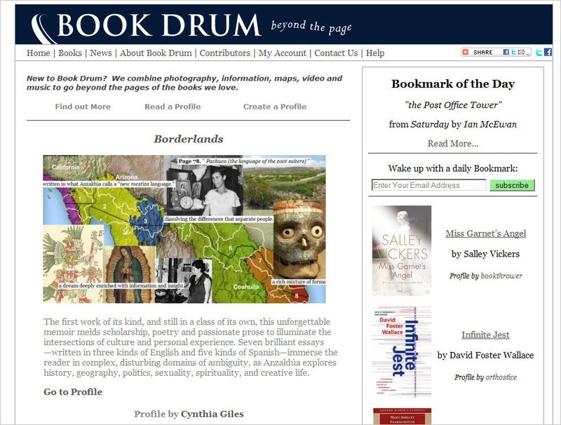 Book Drum Screen Shot